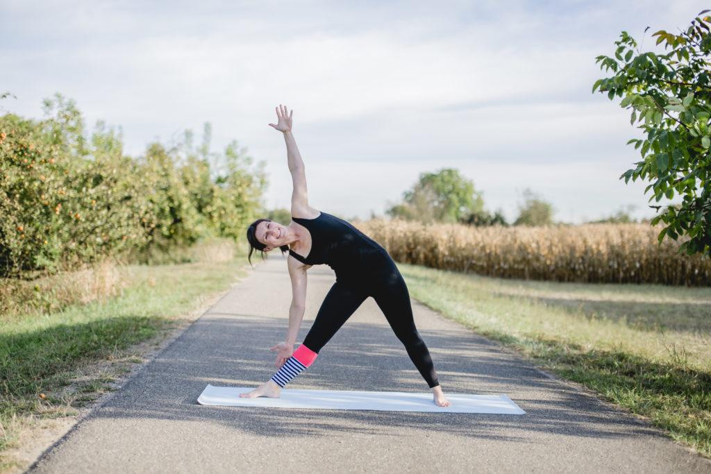 Yogalounge Nicole Veith Walzbachtal | Yoga-Kurse | Yoga im Freien