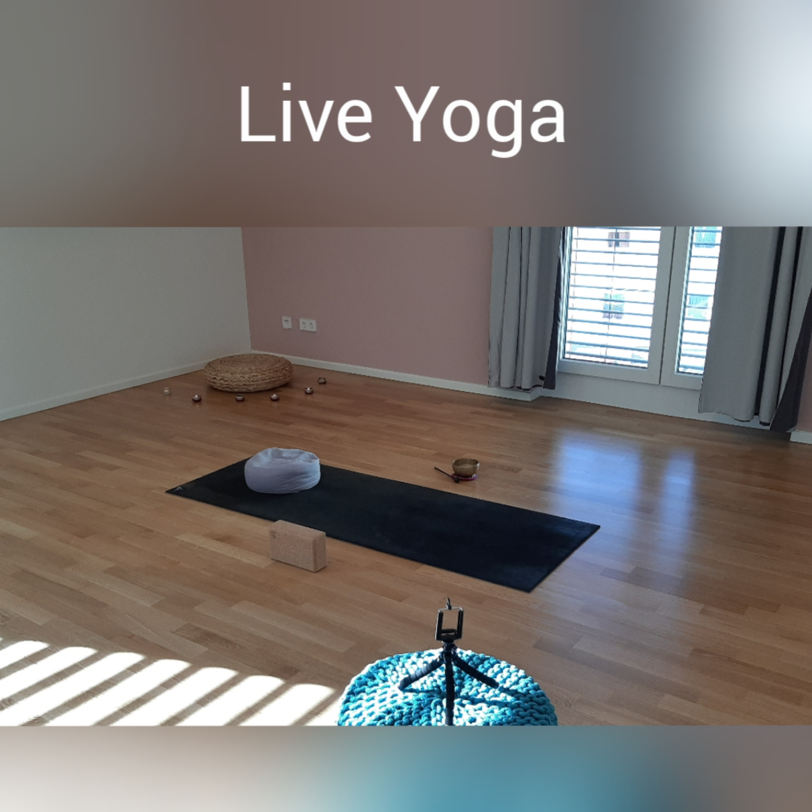 Yogalounge Nicole Veith Walzbachtal | Yoga-Specials | Yogakurse im Live-Stream
